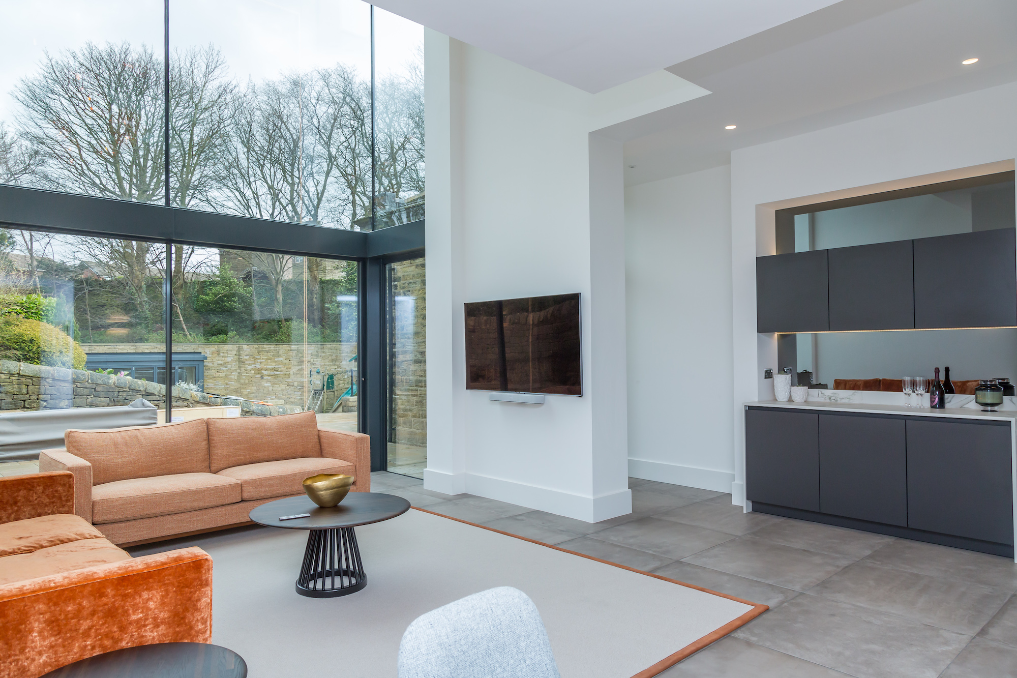 Why you should consider a glass extension - Fibre Architects